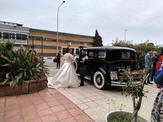La boda de Rebeca y Julio