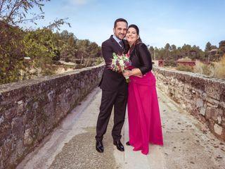 La boda de Maricel y Oriol