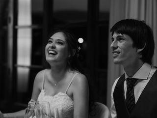 La boda de Dina y Dani