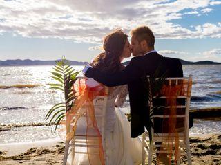 La boda de Ivan y Marta