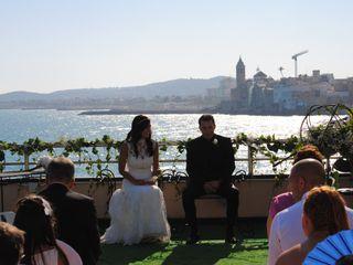 La boda de Patricia y Albert 2
