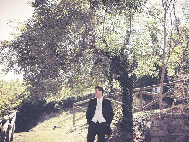 La boda de Carlos y Alicia en San Pedro Manrique, Soria 26