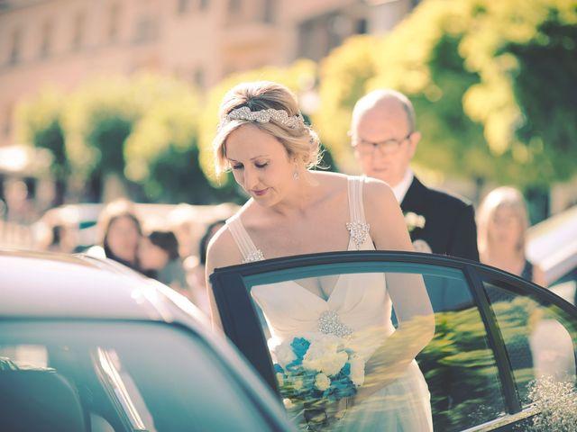 La boda de Carlos y Alicia en San Pedro Manrique, Soria 63