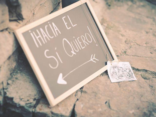 La boda de Carlos y Alicia en San Pedro Manrique, Soria 65