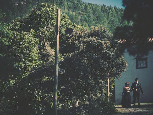 La boda de Carlos y Alicia en San Pedro Manrique, Soria 71