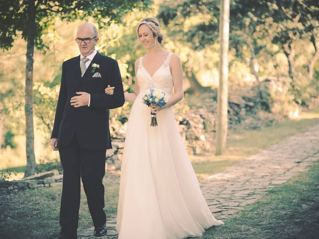 La boda de Carlos y Alicia en San Pedro Manrique, Soria 73