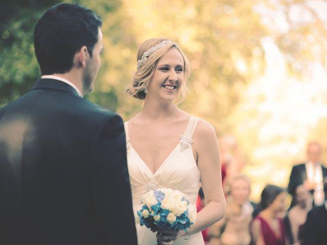 La boda de Carlos y Alicia en San Pedro Manrique, Soria 75