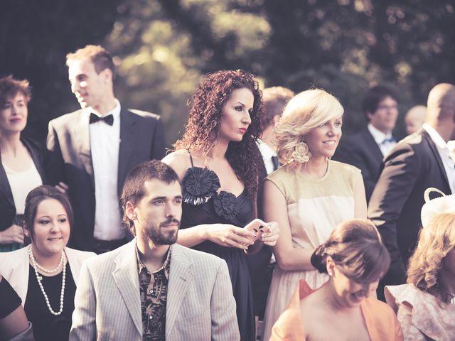 La boda de Carlos y Alicia en San Pedro Manrique, Soria 77