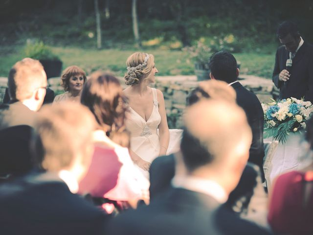 La boda de Carlos y Alicia en San Pedro Manrique, Soria 80
