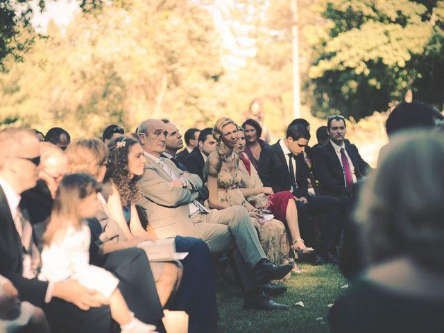 La boda de Carlos y Alicia en San Pedro Manrique, Soria 81