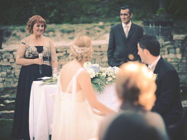 La boda de Carlos y Alicia en San Pedro Manrique, Soria 87