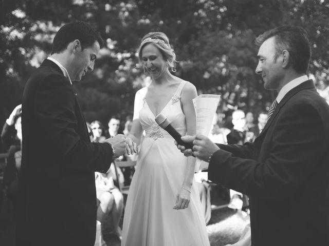 La boda de Carlos y Alicia en San Pedro Manrique, Soria 93