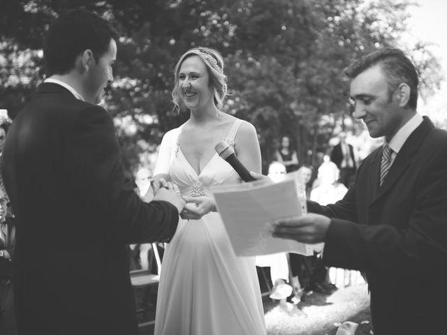La boda de Carlos y Alicia en San Pedro Manrique, Soria 94