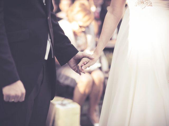 La boda de Carlos y Alicia en San Pedro Manrique, Soria 96
