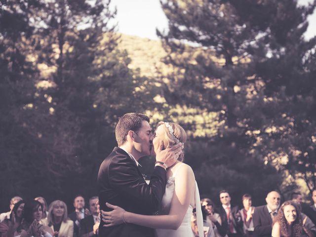 La boda de Carlos y Alicia en San Pedro Manrique, Soria 97