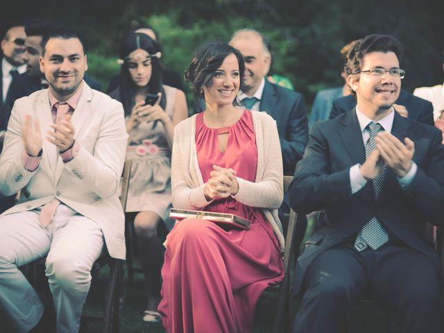 La boda de Carlos y Alicia en San Pedro Manrique, Soria 98