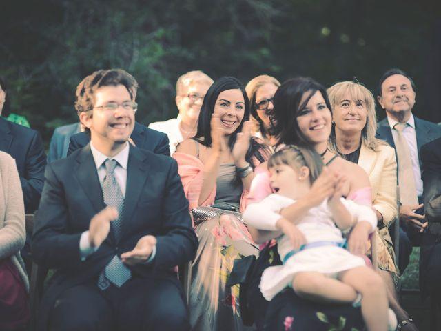 La boda de Carlos y Alicia en San Pedro Manrique, Soria 99