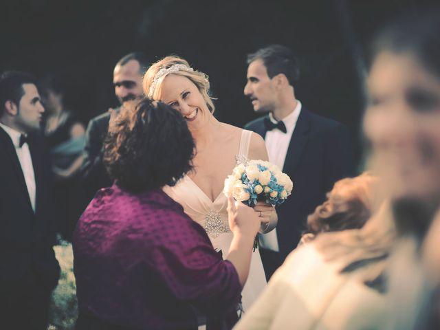 La boda de Carlos y Alicia en San Pedro Manrique, Soria 103