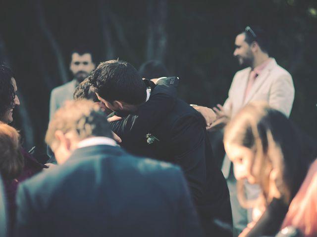 La boda de Carlos y Alicia en San Pedro Manrique, Soria 104