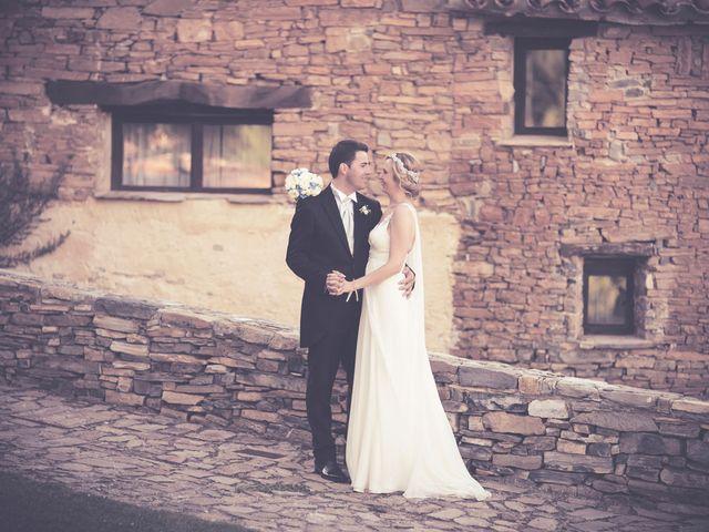 La boda de Carlos y Alicia en San Pedro Manrique, Soria 107