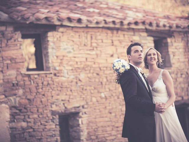 La boda de Carlos y Alicia en San Pedro Manrique, Soria 109