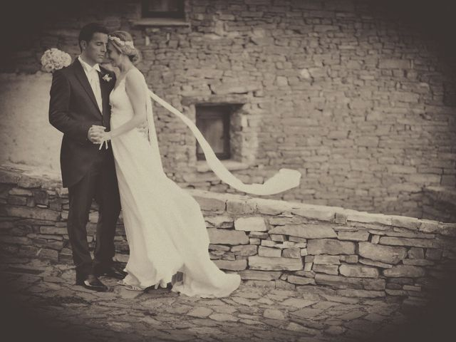 La boda de Carlos y Alicia en San Pedro Manrique, Soria 110