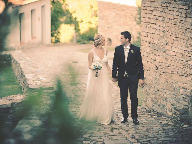La boda de Carlos y Alicia en San Pedro Manrique, Soria 111