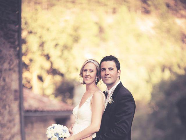 La boda de Carlos y Alicia en San Pedro Manrique, Soria 116