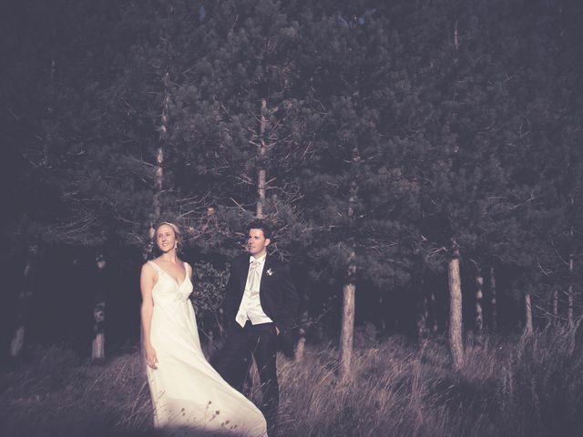 La boda de Carlos y Alicia en San Pedro Manrique, Soria 117