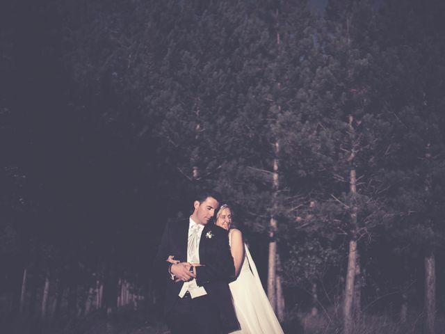 La boda de Carlos y Alicia en San Pedro Manrique, Soria 119