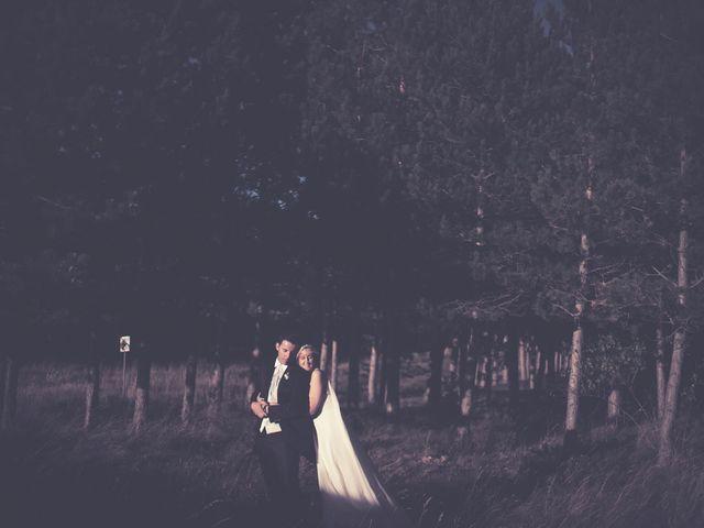 La boda de Carlos y Alicia en San Pedro Manrique, Soria 120