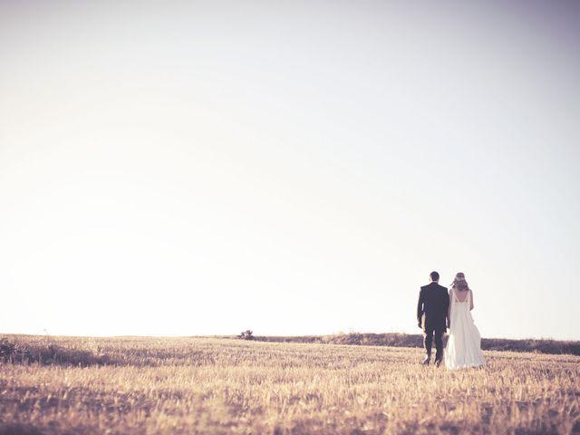 La boda de Carlos y Alicia en San Pedro Manrique, Soria 123
