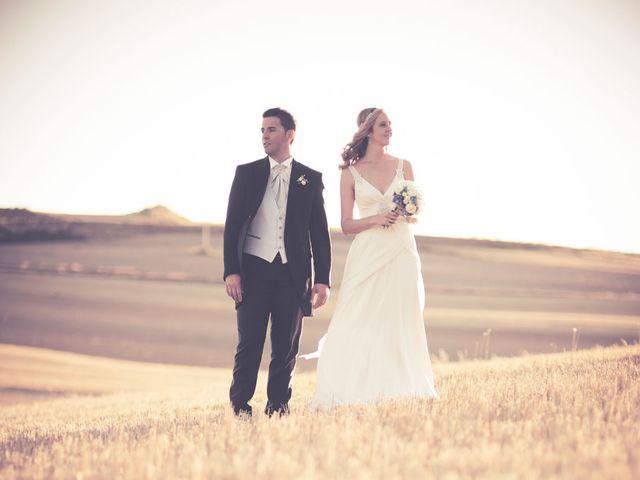 La boda de Carlos y Alicia en San Pedro Manrique, Soria 126
