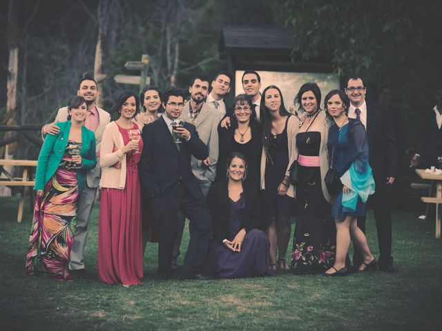 La boda de Carlos y Alicia en San Pedro Manrique, Soria 136