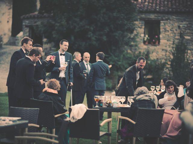 La boda de Carlos y Alicia en San Pedro Manrique, Soria 139