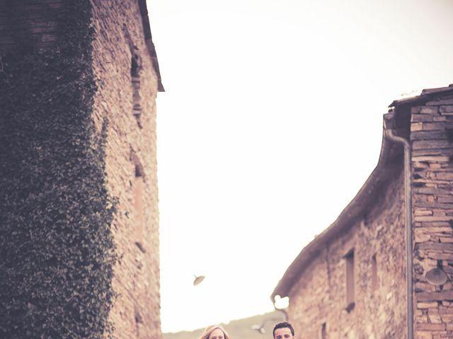 La boda de Carlos y Alicia en San Pedro Manrique, Soria 140