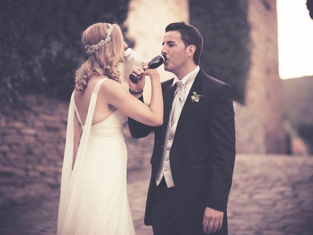 La boda de Carlos y Alicia en San Pedro Manrique, Soria 141