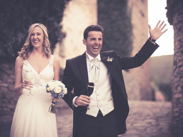 La boda de Carlos y Alicia en San Pedro Manrique, Soria 142