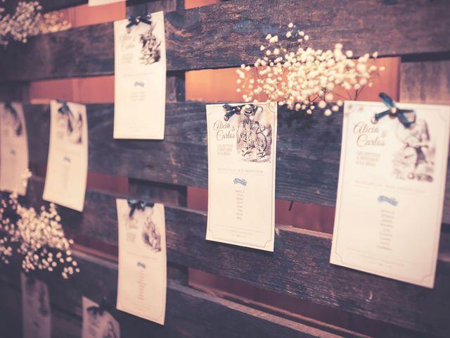 La boda de Carlos y Alicia en San Pedro Manrique, Soria 147