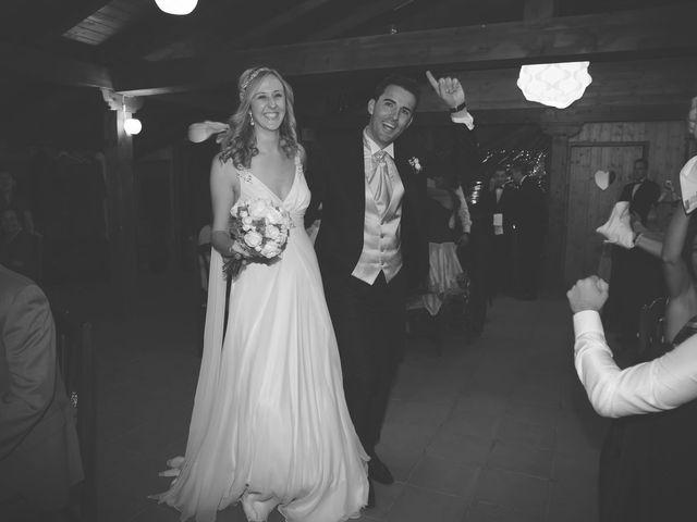 La boda de Carlos y Alicia en San Pedro Manrique, Soria 148