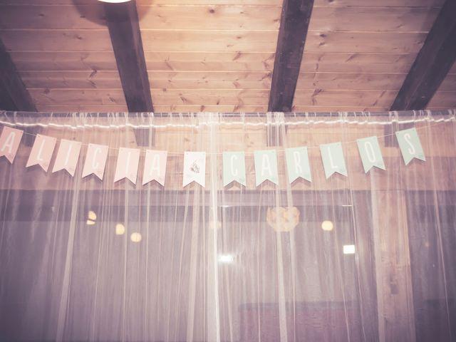 La boda de Carlos y Alicia en San Pedro Manrique, Soria 150