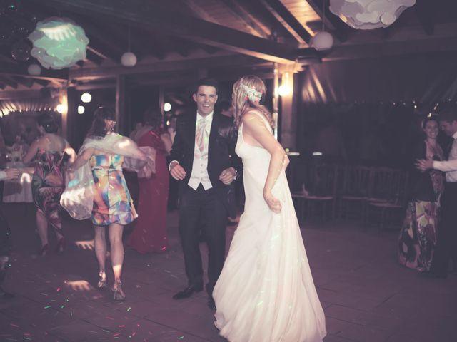 La boda de Carlos y Alicia en San Pedro Manrique, Soria 159