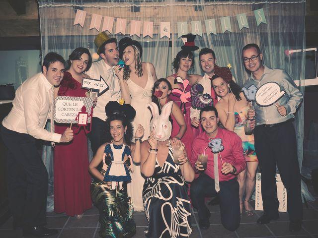 La boda de Carlos y Alicia en San Pedro Manrique, Soria 173