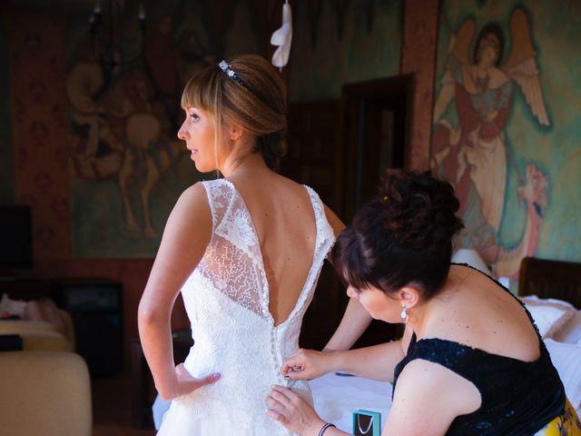 La boda de Eloy y Nuria en Arroyo De La Encomienda, Valladolid 6