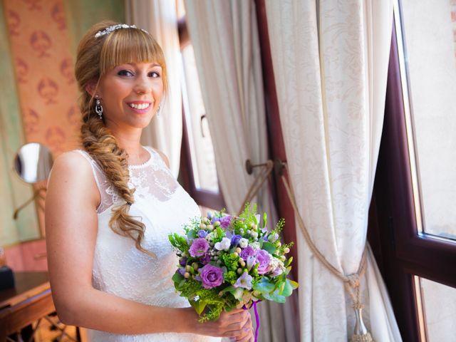 La boda de Eloy y Nuria en Arroyo De La Encomienda, Valladolid 8