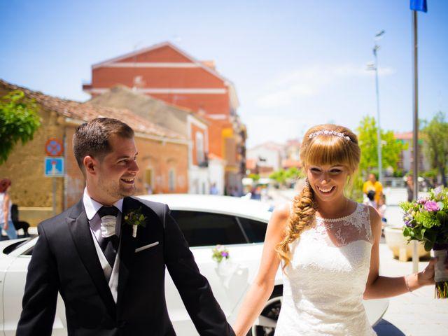 La boda de Eloy y Nuria en Arroyo De La Encomienda, Valladolid 11