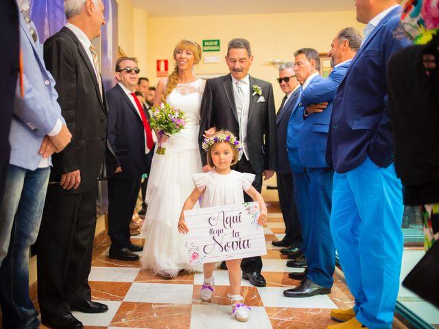 La boda de Eloy y Nuria en Arroyo De La Encomienda, Valladolid 12