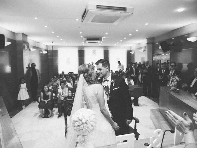 La boda de Eloy y Nuria en Arroyo De La Encomienda, Valladolid 14
