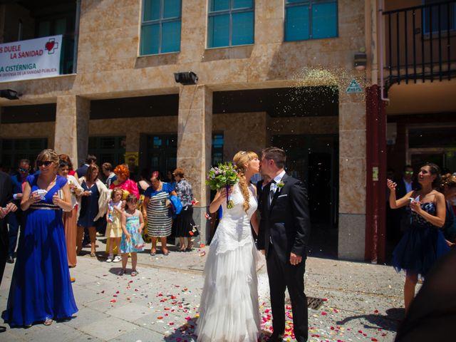 La boda de Eloy y Nuria en Arroyo De La Encomienda, Valladolid 18