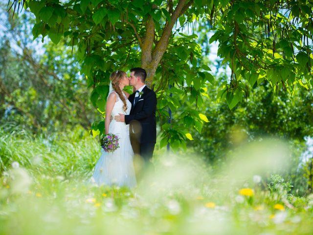 La boda de Nuria y Eloy